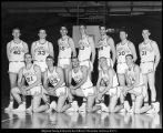 [Basketball team, 1965-1966]