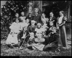 [Karl G. Maeser family, May 1898]