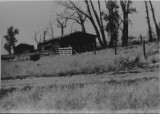 First homestead on the Clark Ranch