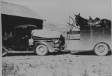 Garner pick-up & horse trailer