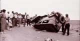 Car wreck, Spencer - Dubois...