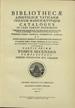 Biblioteca apostolica vaticana. Bibliothecae Apostolicae Vaticanae codicum manuscriptorum...