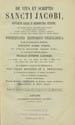 Abbeloos, Jean Baptiste, 1836-1896. De vita et scriptis Sancti Jacobi, Batnarum Sarugi in...