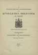 Koenigliche Bibliothek zu Berlin.  Verzeichniss der syrischen Handschriften. Vol. 1-2, (Berlin :...