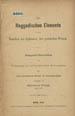 Funk, S. (Salomon), 1866-1928. Die haggadischen Elemente in den Homilien des Aphraates, des...