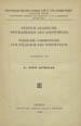 Syrisch-arabische Biographieen des Aristotles. Syrische Commentare zur Eisag og e des Porphyrios....