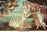 Birth of Venus;