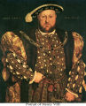 Portrait of Henry VIII;
