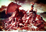 Raft of the Medusa;