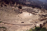 Theater at Delphi;
