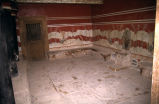 Throne Room at Knossos;