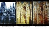 Photo of Rouen Cathedral and Rouen Cathedral and Rouen Cathedral;
