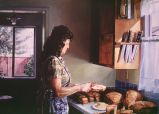 Mehr, 'Woman Baking';