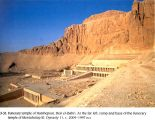 Funerary temple of Hatshepsut;