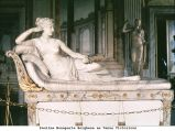 Pauline Bonaparte Borghese as Venus Victorious;
