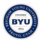 Brigham Young University Admissions and Records Office Records