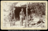 [Doal brothers and men Blacksmith shop Eagle Rock tunnel]