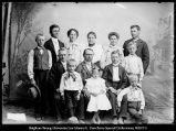 E. E. Branch and family