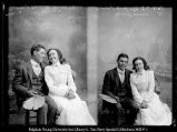 J. M. Vance & Miss Jones, Wellington [Utah]