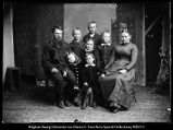 Richard Palfreyman family