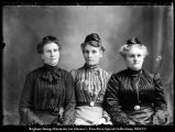 Mrs. Joseph Bates and sisters