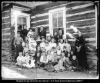 District School, Winter Quarters [Utah], Mrs. Forrester