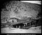 Frank L. Caffin, S[unny]side [Utah]; Railroad at Sunnyside