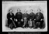 [Brigham Young and brothers]