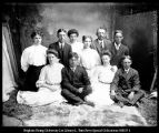Lake Shore [Utah] Graduates of 1902