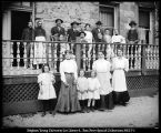 Boarding house Employees, Castilla [Springs Utah]
