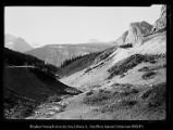 [East side Logan Pass, Glacier National Park];