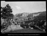 [Dorothy Beard in Bryce Canyon];