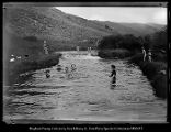 [Swimming hole on Weber River];