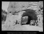 [Red Rock Tunnel near Bryce]