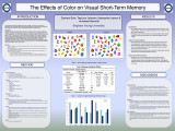 The Effects of Color on Visual Short-Term Memory