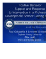 Positive Behavior Support and Response to Intervention in a Professional Development School: ...