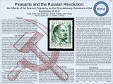 Peasants and the Russian Revolution: the Affects of the Russian Peasantry on the Revolutionary...