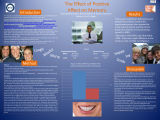 The Effect of Positive Affect on Memory