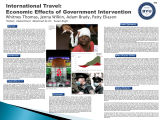 International Travel: Economic Effects of Government Intervention
