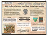 """Who do you belong to?"": Understanding a Monument through Local Conceptions of Belonging"
