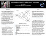 Parental Influence in Adult Children's Marital Relationships