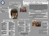 The Mental Health of Afghan Children Residing in Pakistani Refugee Camps