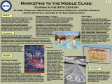 Marketing To The Middle Class: Tourism In The 20th Century