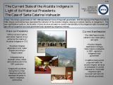 The Current State of the Alcaldia Indigena in Light of its Historical Precedents: The Case of...