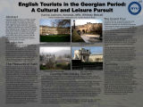 English Tourists in the Georgian Period: A Cultural and Leisure Pursuit