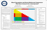 Moral Conceptions and Parent-Adolescent Congruence: What does it mean to be a moral person?