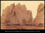 Gate Rocks, Garden of the Gods #1408