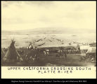 [Upper California Crossing South Platte River]