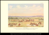 [Fort Bridger. A trading post built by Jim Bridger in 1843 at the Division Point of the early...