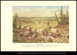 [Barlow Cutoff. Because of the Cascade Mountain barrier, early pioneers had to go down the...